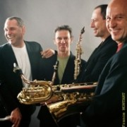 Photo du groupe sax4